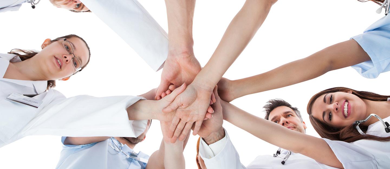 Fünf Gründe für Ihr Vertrauen - Kompetenz
