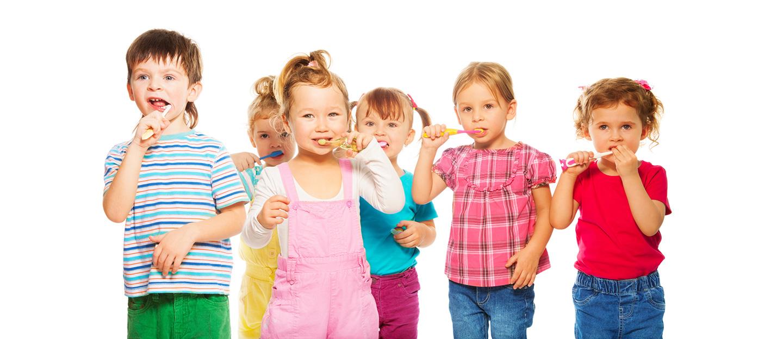 Unser Wissen für Ihre Zähne - Kinderprophylaxe